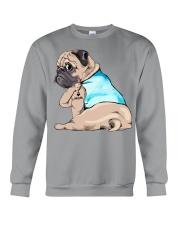 pet dog Crewneck Sweatshirt thumbnail