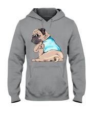 pet dog Hooded Sweatshirt thumbnail