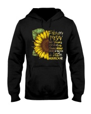 HAPPY BIRTHDAY FEBRUARY 1959 Hooded Sweatshirt thumbnail