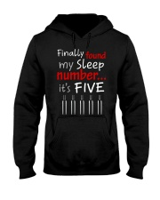 MY SLEEP NUMBER 5 BOTTLES Hooded Sweatshirt thumbnail