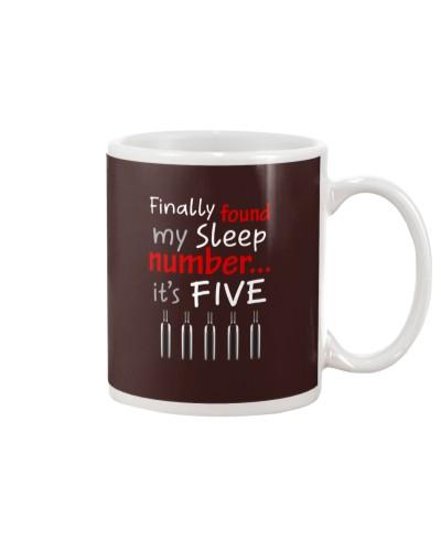 MY SLEEP NUMBER 5 BOTTLES