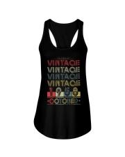 VINTAGE OCTOBER 1958 Ladies Flowy Tank thumbnail