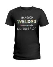 GOOD WELDERS Ladies T-Shirt thumbnail