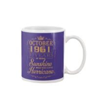 OCTOBER 1961 OF BEING SUNSHINE AND HURRICANE Mug thumbnail