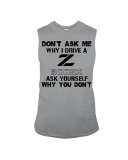 DON'T ASK ME WHY I DRIVE A 300ZX Sleeveless Tee thumbnail