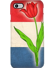 LOVE TULIP FOREVER Phone Case i-phone-7-case