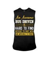 AN AWESOME BUS DRIVER  Sleeveless Tee thumbnail