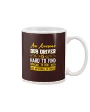 AN AWESOME BUS DRIVER  Mug thumbnail