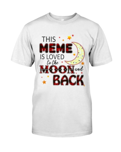 LOVE TO THE MOON AND BACK MEME VERSION