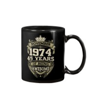 APPY BIRTHDAY NOVEMBER 1974 Mug thumbnail