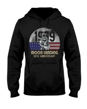 MOON LANDING ANNIVERSARY Hooded Sweatshirt tile