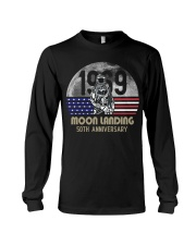 MOON LANDING ANNIVERSARY Long Sleeve Tee tile