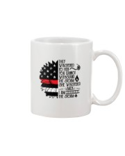 FIREFIGHTER IS THE STORM Mug thumbnail