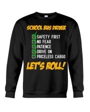 LET'S ROLL Crewneck Sweatshirt thumbnail