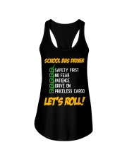 LET'S ROLL Ladies Flowy Tank thumbnail