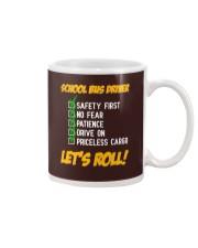 LET'S ROLL Mug thumbnail