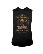 HAPPY BIRTHDAY NOVEMBER 1955 Sleeveless Tee thumbnail