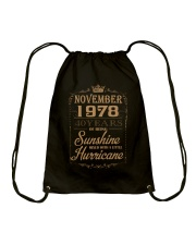 BIRTHDAY GIFT NVB7840 Drawstring Bag thumbnail