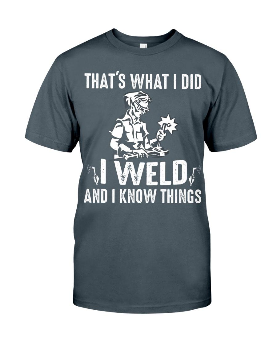 WELDER WOMAN EDITION Classic T-Shirt