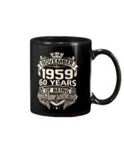 Birthday Gift November 1959 Mug thumbnail