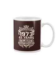 HAPPY BIRTHDAY NOVEMBER 1973 Mug thumbnail