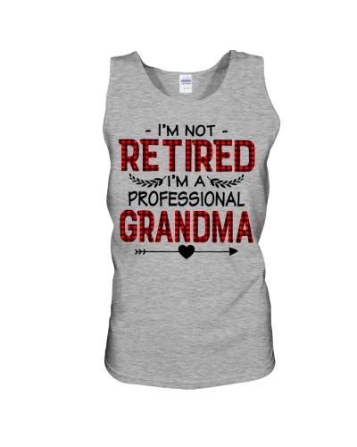 I'M NOT RETIRED