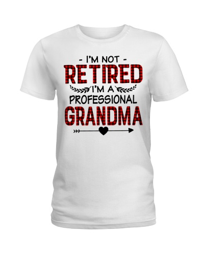 I'M NOT RETIRED