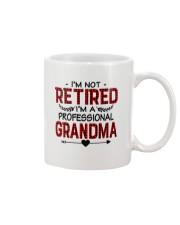 I'M NOT RETIRED  Mug thumbnail