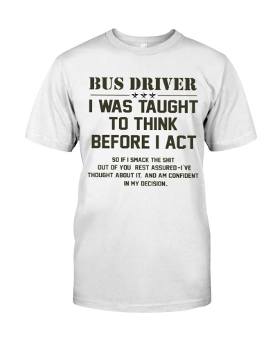 AM A LOVING BUS DRIVER