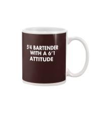 5'4 BARTENDER Mug thumbnail