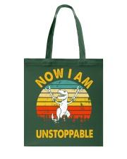 I AM UNSTOPPABLE Tote Bag thumbnail