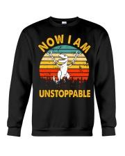 I AM UNSTOPPABLE Crewneck Sweatshirt thumbnail