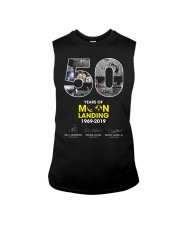 MOON LANDING 1969-2019 Sleeveless Tee thumbnail