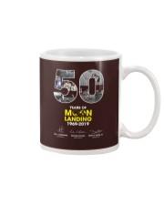 MOON LANDING 1969-2019 Mug thumbnail