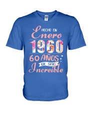 ENERO 60 V-Neck T-Shirt tile