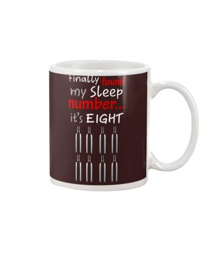 MY SLEEP NUMBER 8 BOTTLES