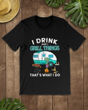 THAT'S WHAT I DO Classic T-Shirt lifestyle-mens-crewneck-front-18
