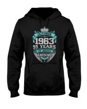BIRTHDAY GIFT OCT63 Hooded Sweatshirt thumbnail