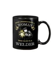 WELDER WOMAN EDITION Mug tile