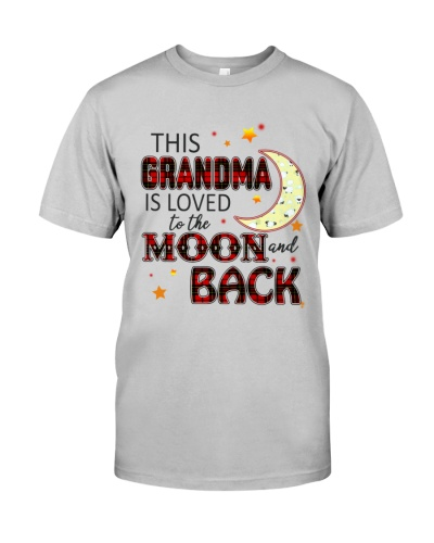 LOVE TO THE MOON AND BACK GRANDMA VERSION