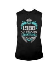 HAPPY BIRTHDAY APR88 Sleeveless Tee thumbnail