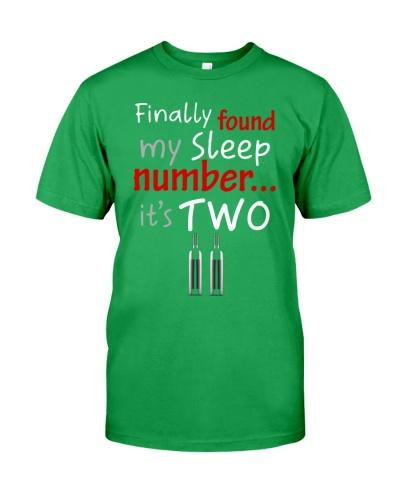 MY SLEEP NUMBER 2 BOTTLES
