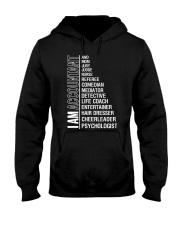 I AM ACCOUNTANT Hooded Sweatshirt thumbnail