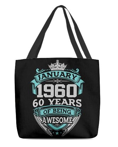 HAPPY BIRTHDAY JANUARY 1960