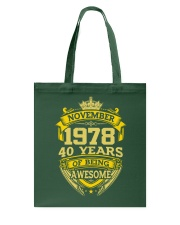 BIRTHDAY GIFT NVB7840 Tote Bag thumbnail