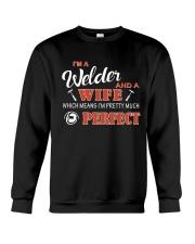 WELDER WOMAN EDITION Crewneck Sweatshirt thumbnail