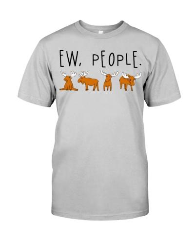 Ew people moose said