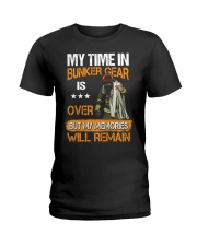 MEMORIES WILL REMAIN Ladies T-Shirt thumbnail