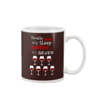 MY SLEEP NUMBER 7 CUPS Mug thumbnail
