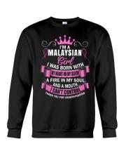 I'M A MALAYSIAN GIRL Crewneck Sweatshirt thumbnail